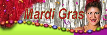 Mardi Gras with Rock Stream and Monello Wineries