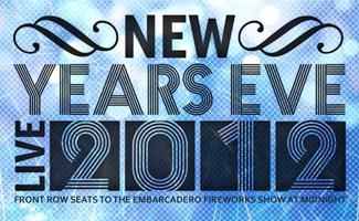 NYE LIVE 2012