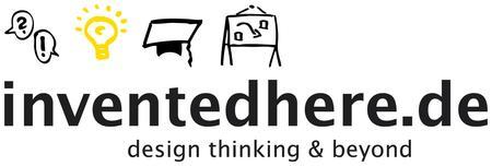 Invented here: Design Thinking for Start-ups
