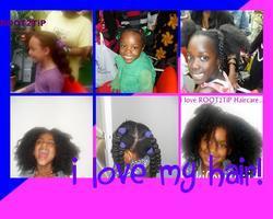 HAiRDUCATiON....I Love My Hair,  a hair care workshop...