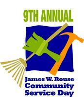 The 9th Annual James W. Rouse Community Service Day