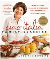 New Hampshire Home Toasts Mary Ann Esposito's New Cookbook