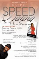 Gospel Speed Dating PLUS on Sweetest Day in Detroit