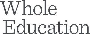 Whole Education's 2nd Annual Conference: How well are...