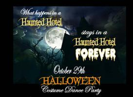 Haunted Hotel Halloween Dance Party