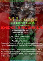 Magic City Pre-Christmas Jam - DJ New Era on the 1s...