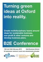 Business to Environment (B2E)