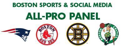 Boston Sports & Social Media - All-Pro Panel