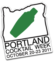 Portland Cocktail Week 2011