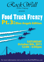 Food Truck Frenzy Pt. 3: Blue Angels Edition