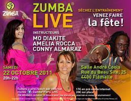 ZUMBA® PARTY LIVE!