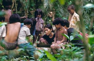 Meet the Jungle Woman