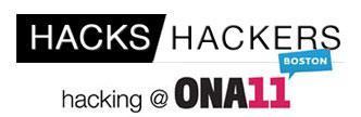 Hacks/Hackers Hacking at ONA 11