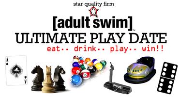 """Adult Swim"" Ultimate Play Date"