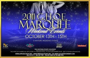 G.H.O.E. 2011 MARQUEE HOMECOMING EVENTS w/ Talk of The...