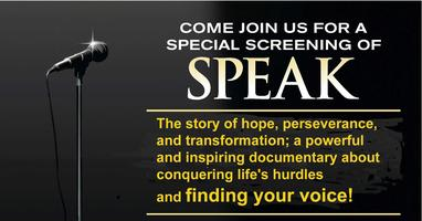 SPEAK the Movie - Come Find Your Voice - Discover...