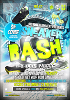 919 ENT. PRESENTS SNEAKER BASH FLY KICKS PARTY!!
