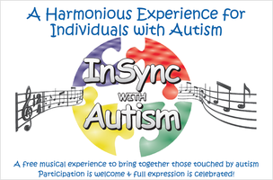 Insync with Autism Concert: Halloween Party
