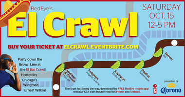Join RedEye for our second El Crawl presented by...