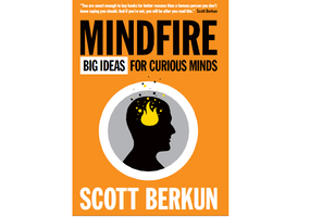 Book launch party: MINDFIRE, by Scott Berkun