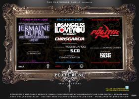 Playhouse Weekend ft. Jermaine Dupri, Chris Garcia, and DJ...