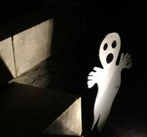 Halloween Ghost Story Scavenger Hunt