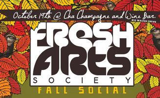 Fresh Arts Society Fall Social