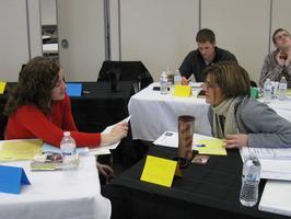 Support Raising Seminar, Spring 2012