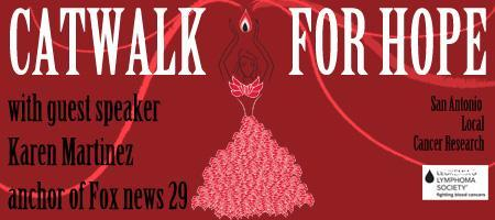 Catwalk for Hope-Fashion Show