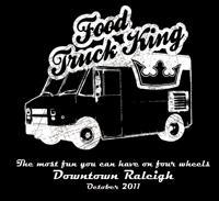 Food Truck King  presented by Raleigh Downtowner...