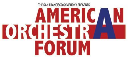 American Orchestra Forum: Talking About Community