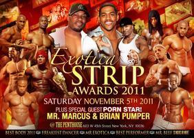 Exotica Strip Awards 2011