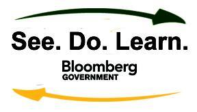 GovLoop's See. Do. Learn. w/ Bloomberg Government