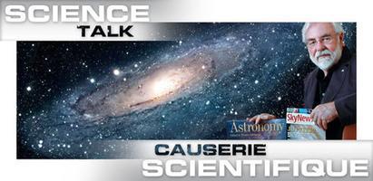 Causerie scientifique : L'observation des étoiles...