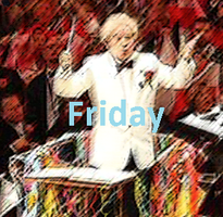 Last Night Of The Proms - Friday 28th October