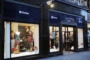 Oxfam Boutique Birthday Bash