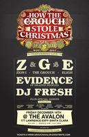 How The Grouch Stole Christmas Tour @ Avalon Nightclub