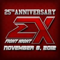 Sigma Chi Fight Night 2012
