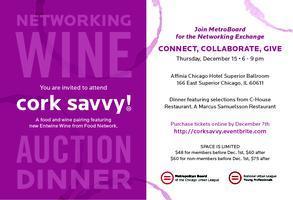 Cork Savvy: The Network Exchange