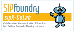SIPfoundry sipX-CoLab 5 2012 - sipXecs Training March...