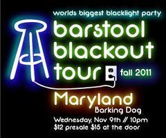 BarstoolU Maryland Blackout!
