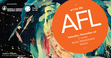 18th Annual Art for Life Fine Art Auction - Take Me...