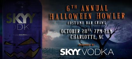 6th Annual Halloween Howler Costume Contest Bar Crawl:...