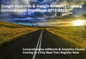 Google AdWords & Analytics Training in Charlotte, NC April...