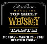 2013 Top Shelf Whiskey Taste