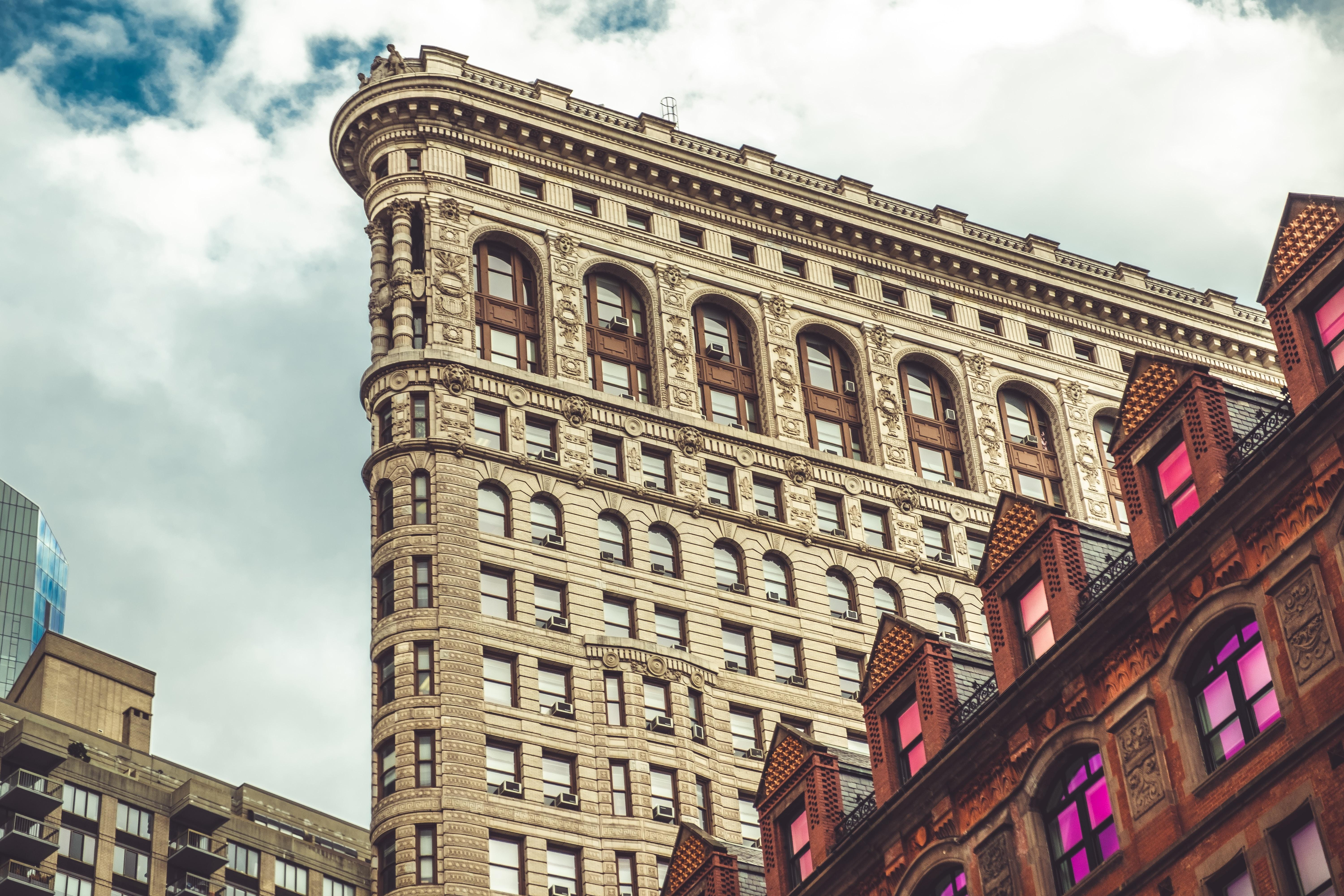 PRIVATE GROUP Flatiron Food, History & Architecture Tour