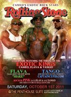 Exotic Kings *TANGOS BIRTHDAY BASH*