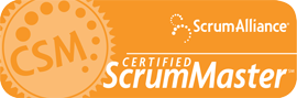 Certified Scrum Master course with Platinum Edge, Inc.