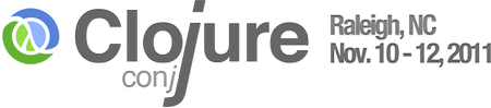 Clojure/conj 2011