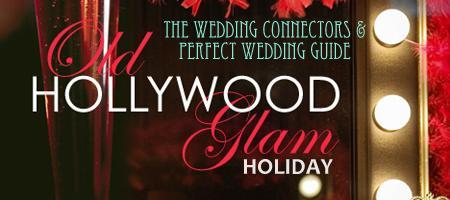 Old Hollywood Glam Holiday Party